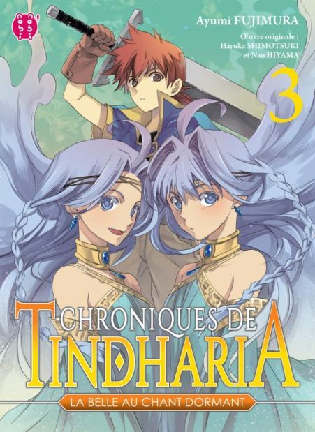 Chroniques de Tindharia T03