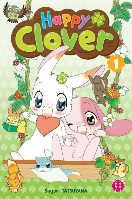 Happy Clover T01