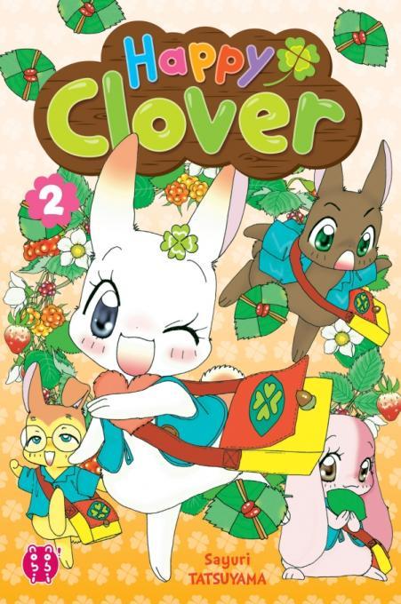 Happy Clover T02