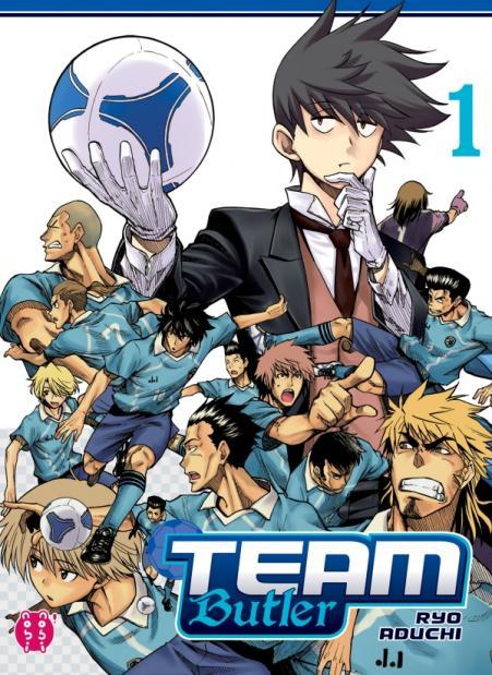 Team Butler T01