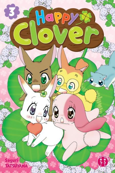 Happy Clover T03