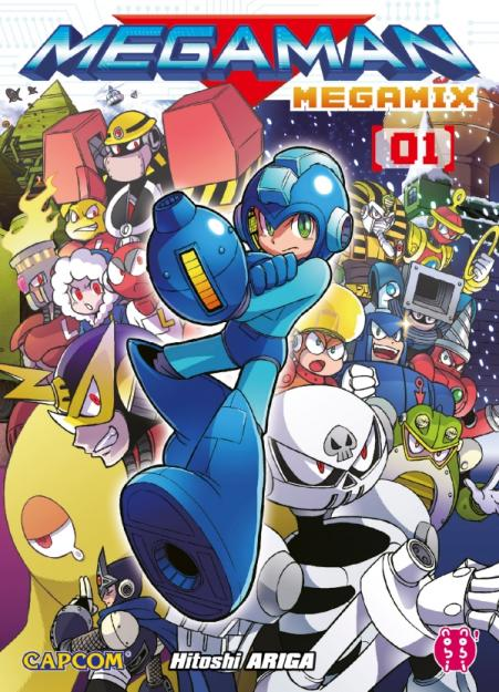 Megaman Megamix T01