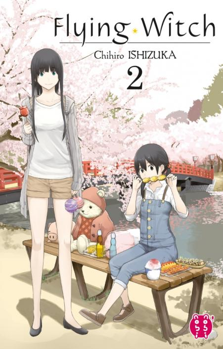 Flying Witch T02