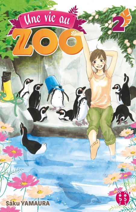 Une vie au zoo T02