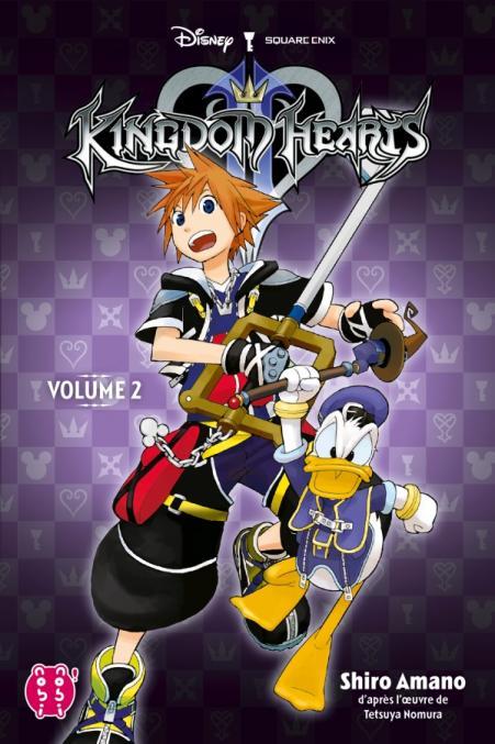 Kingdom Hearts l'intégrale T06
