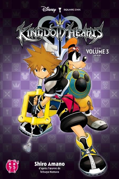 Kingdom Hearts l'intégrale T07