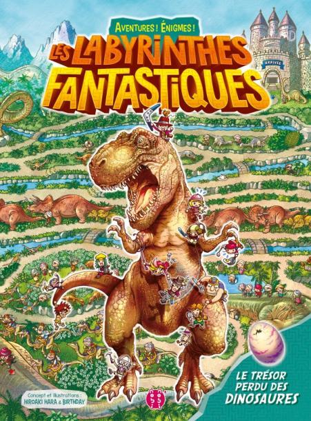 Le trésor perdu des dinosaures