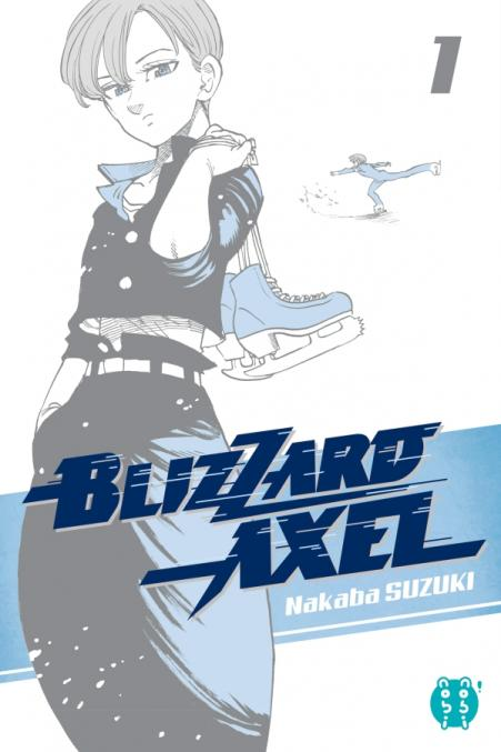 Couverture de Blizzard Axel volume 1