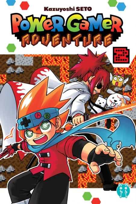 Power Gamer Adventure T02