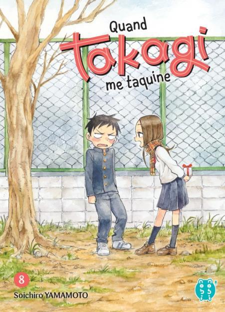 Quand Takagi me taquine T08