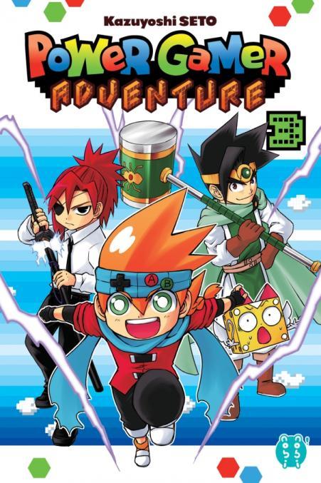 Power Gamer Adventure T03