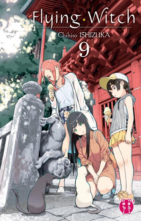 Flying Witch T09