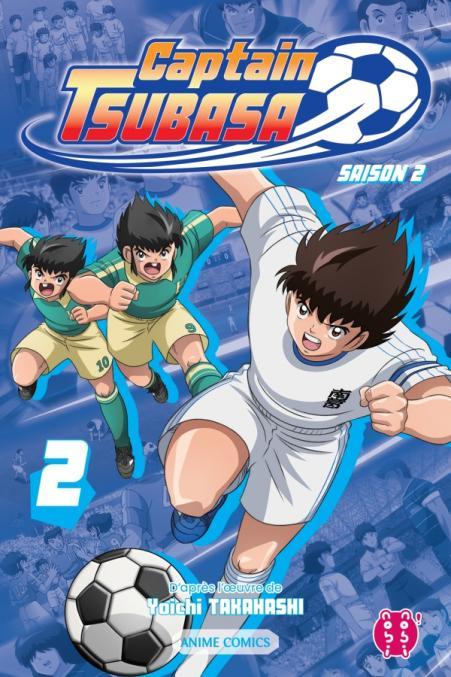 Captain Tsubasa - Saison 2 T02