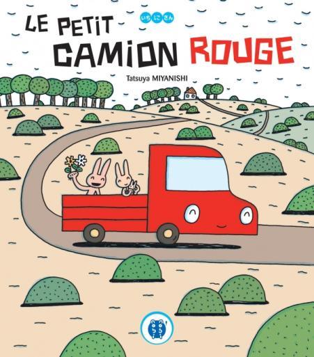 Le petit camion rouge
