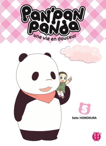 Pan'Pan Panda, une vie en douceur T05