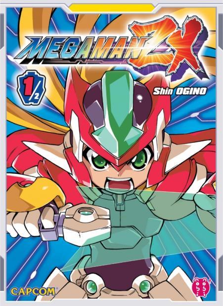 Megaman ZX T01