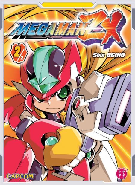 Megaman ZX T02