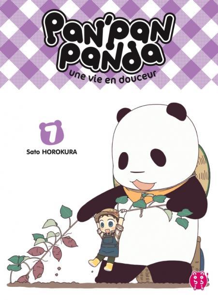 Pan'Pan Panda, une vie en douceur T07