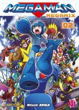 Megaman Megamix T02