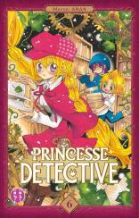 Princesse Détective T06