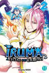 Iruma à l'école des démons T02