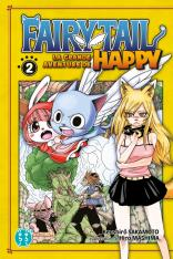 Fairy Tail - La grande aventure de Happy T02