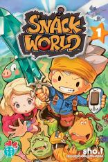 Snack World T01