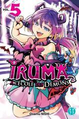 Iruma à l'école des démons T05