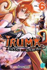 Iruma à l'école des démons T06
