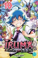 Iruma à l'école des démons T10