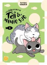 Les Chaventures de Taï et Mamie Sue T04