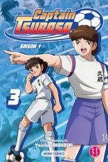 Captain Tsubasa - Saison 1 T03