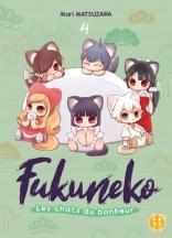 Fukuneko, les chats du bonheur T04