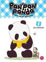 Pan'Pan Panda, une vie en douceur T01