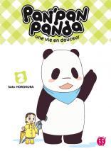 Pan'Pan Panda, une vie en douceur T02