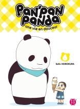 Pan'Pan Panda, une vie en douceur T06